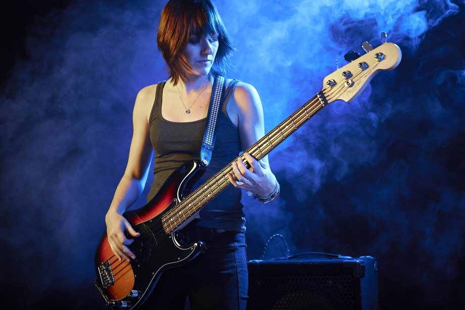Victoria Smith - Session Bassist