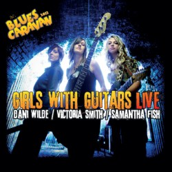 Girls with Guitars 2012 Live CD/DVD